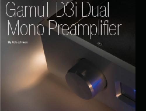 GamuT D3i Tone Audio