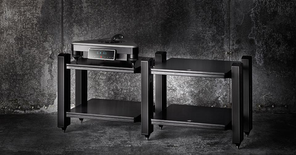 StandArt – Gryphon Audio's nieuwe modulaire hifi meubel