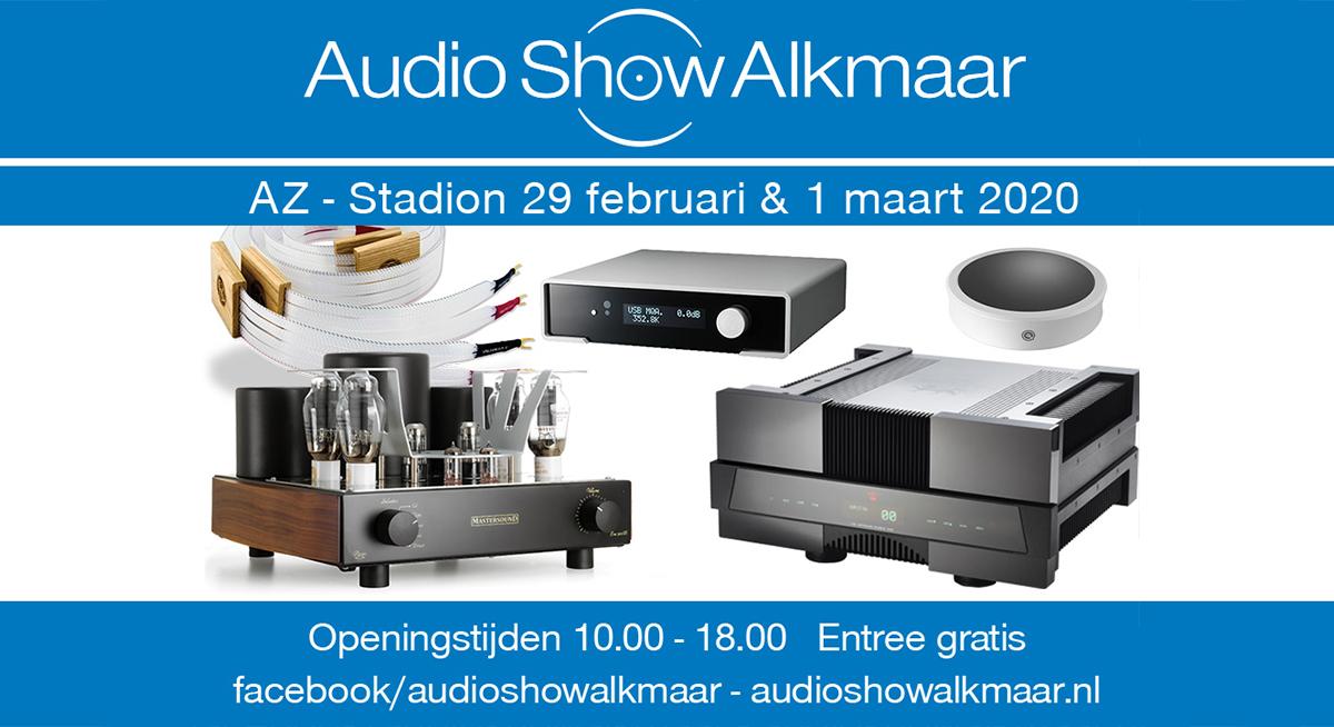 Hifinesse op Audio Show Alkmaar 2020
