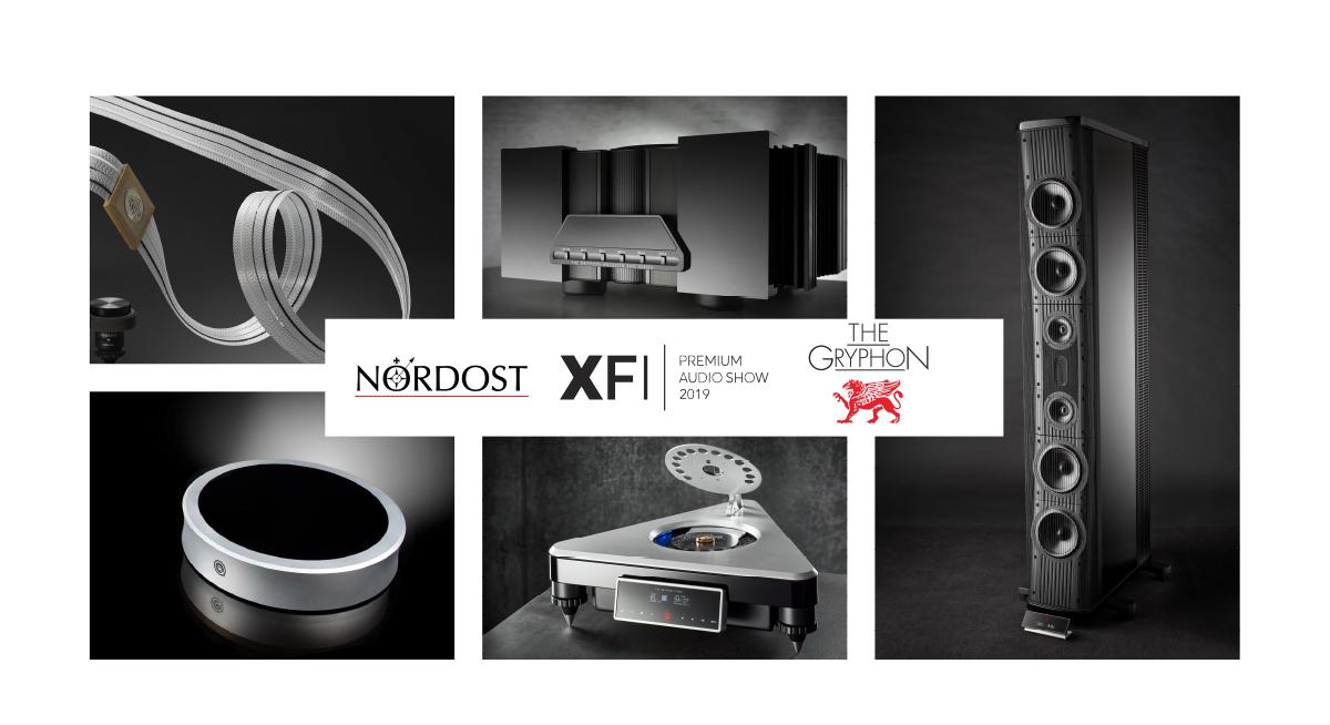 Hifinesse presenteert Gryphon audio op de X-fi