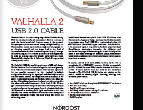 Nordost Valhalla 2 USB