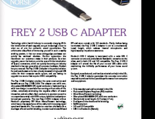 Nordost Frey 2 USB C Adapter
