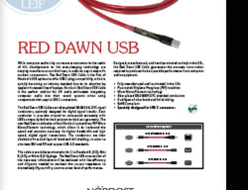 Nordost Red Dawn USB-C