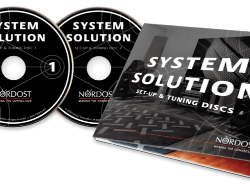 Nordost System Solution Dubbel CD