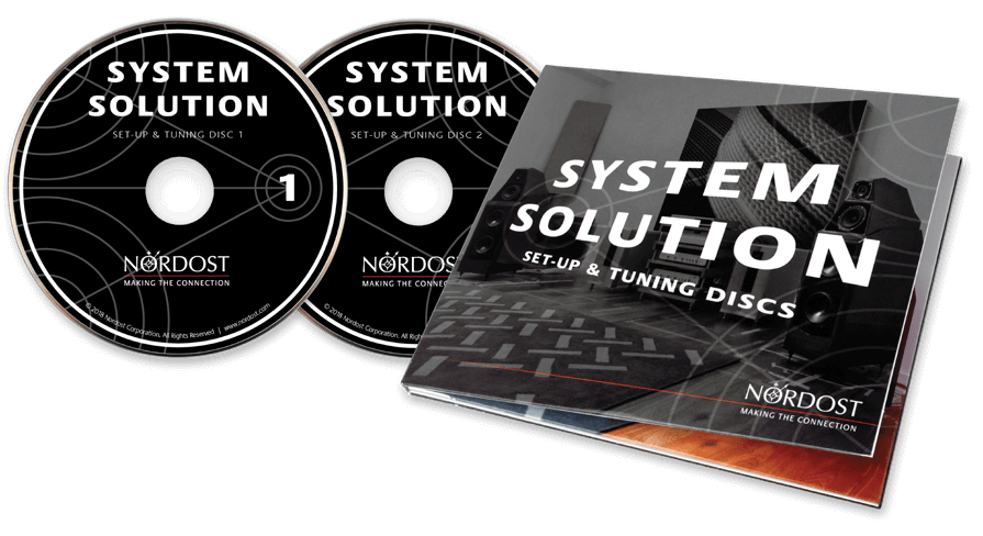 Nordost System Solution Dubbel CD