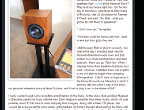 Trenner & Friedl SUN The Vinyl Anachronist Review